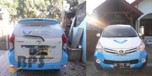 branding mobil di bali