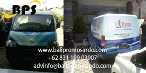 spesialis branding mobil bali lombok