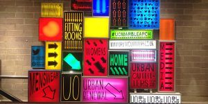 lightbox signs bali